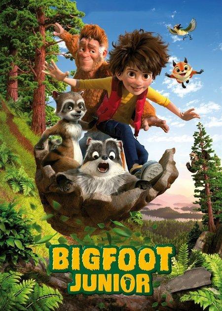 BIGFOOT JUNIOR (THE SON OF BIGFOOT)